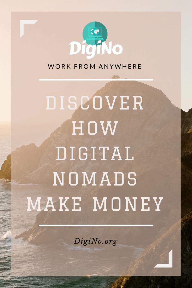 Discover How Digital Nomads Make Money