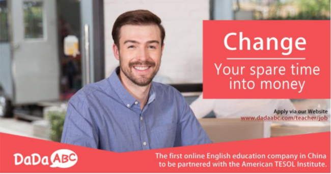 Become an ESL Teacher with DaDaABC