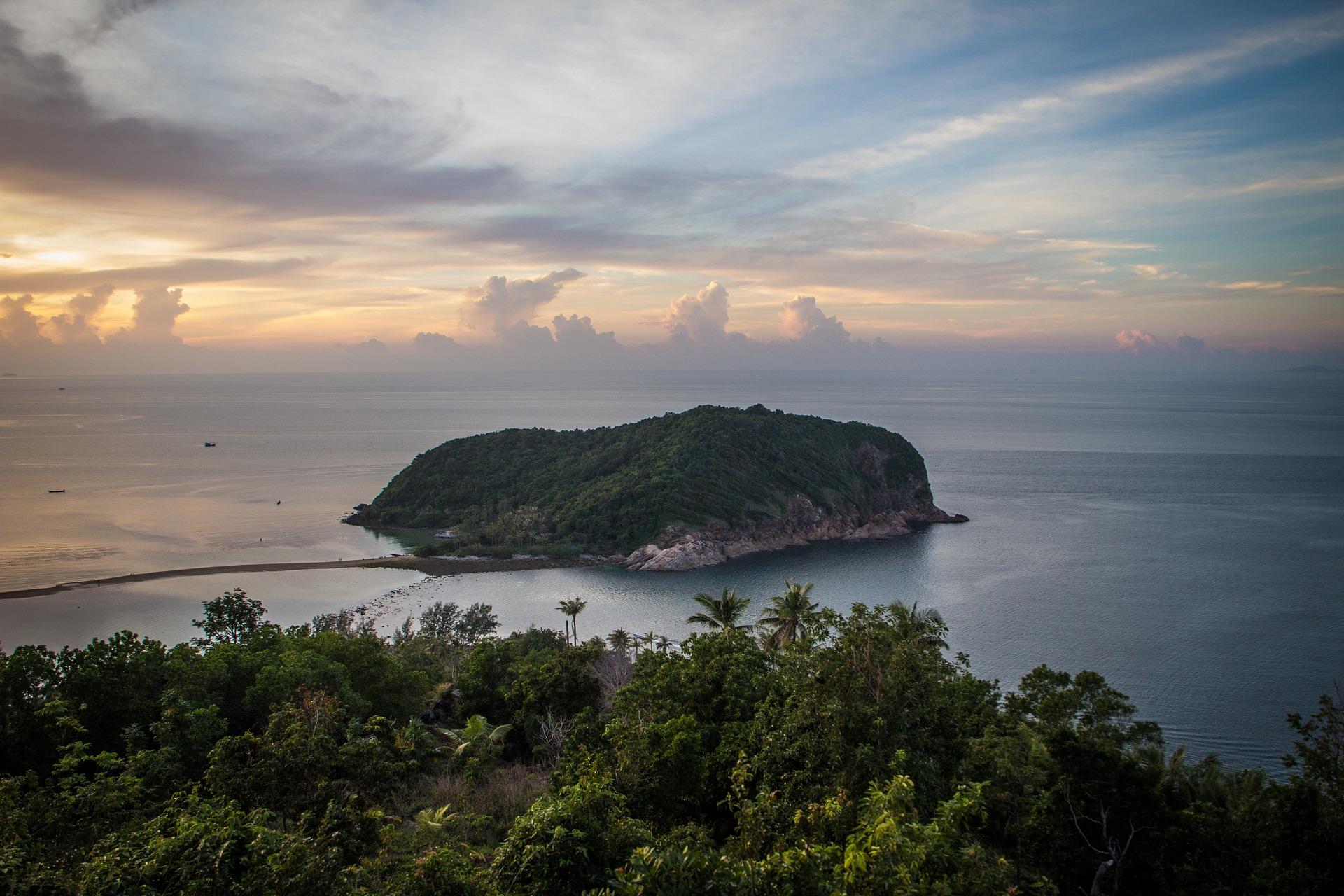 Koh Phangan | DigiNo | 10 Best Locations For Digital Nomads