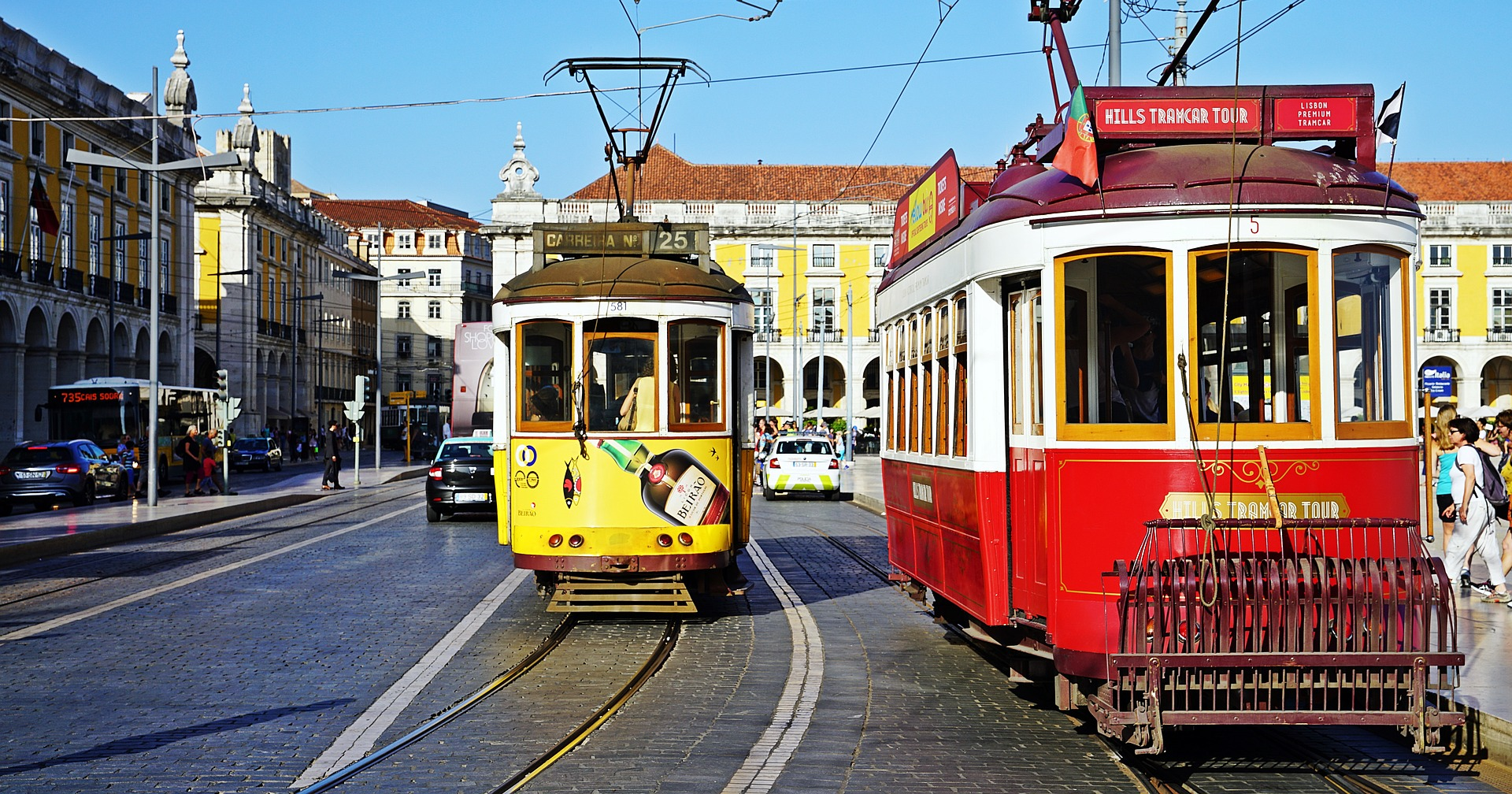 Lisbon | DigiNo | 10 Best Locations For Digital Nomads