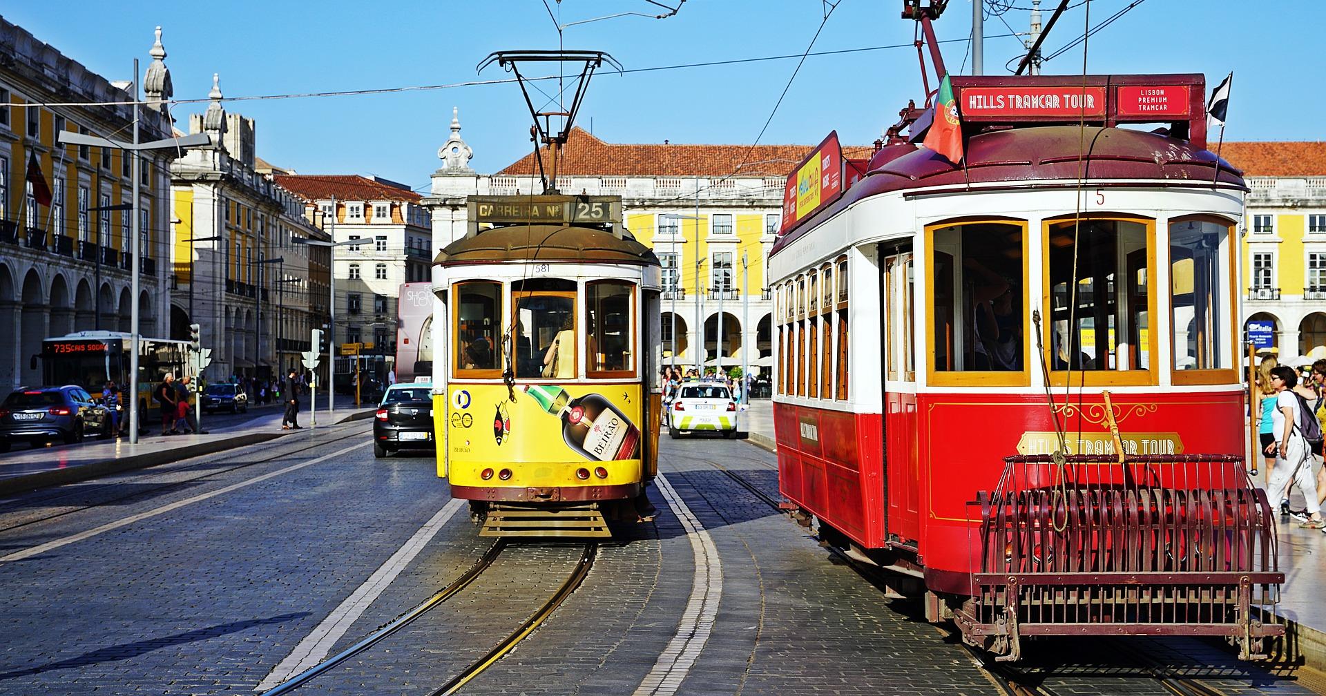 Lisbon | DigiNo | 10 Best Locations For Digital Nomads