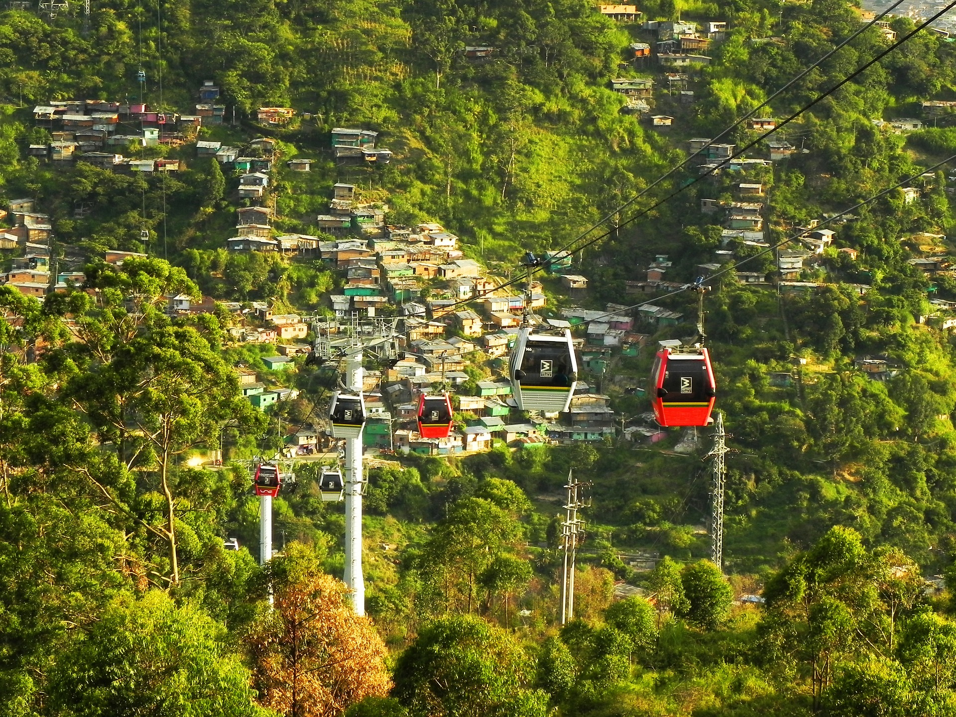 Medellin | DigiNo | 10 Best Locations For Digital Nomads