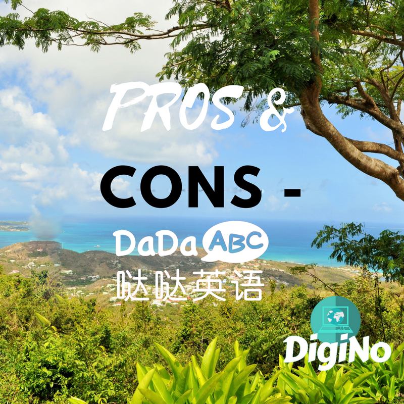 Pros and Cons of DaDaABC | DigiNo copy
