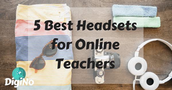 5 Best Headsets For Online Teachers