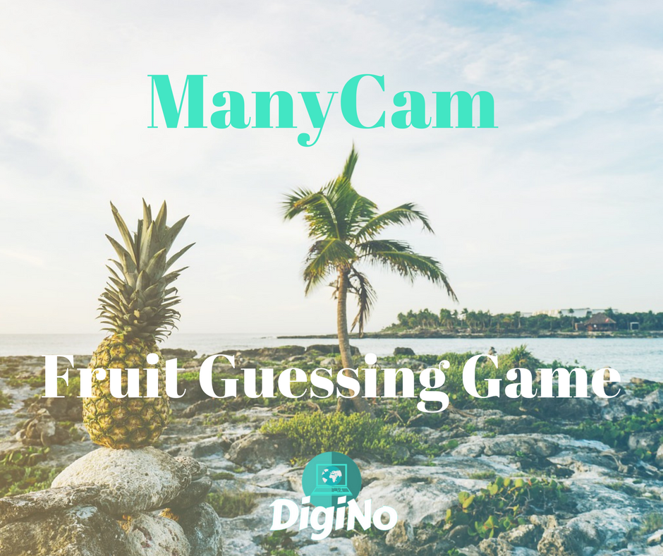 ManyCam Fruit Guessing Game