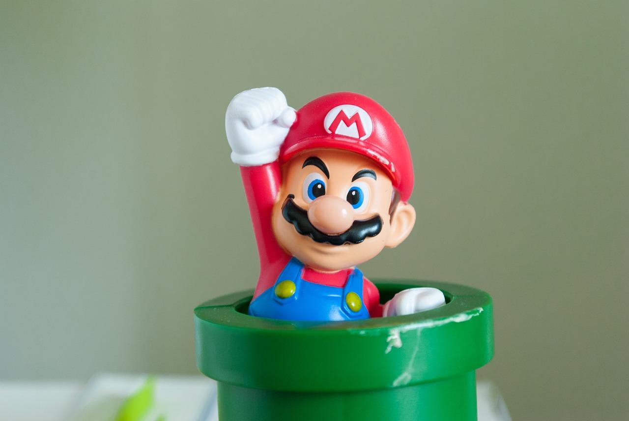 DaDaABC Class Activity 'Super Mario' ManyCam Game
