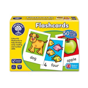 Orchard Toys Flashcards (UK)