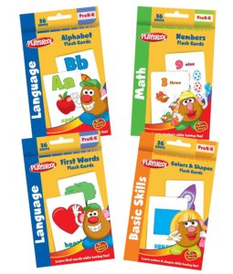 PlaySkool Flash Cards (US)