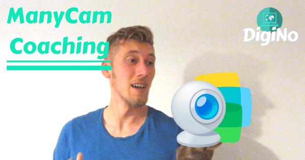 ManyCam Coaching   DigiNo