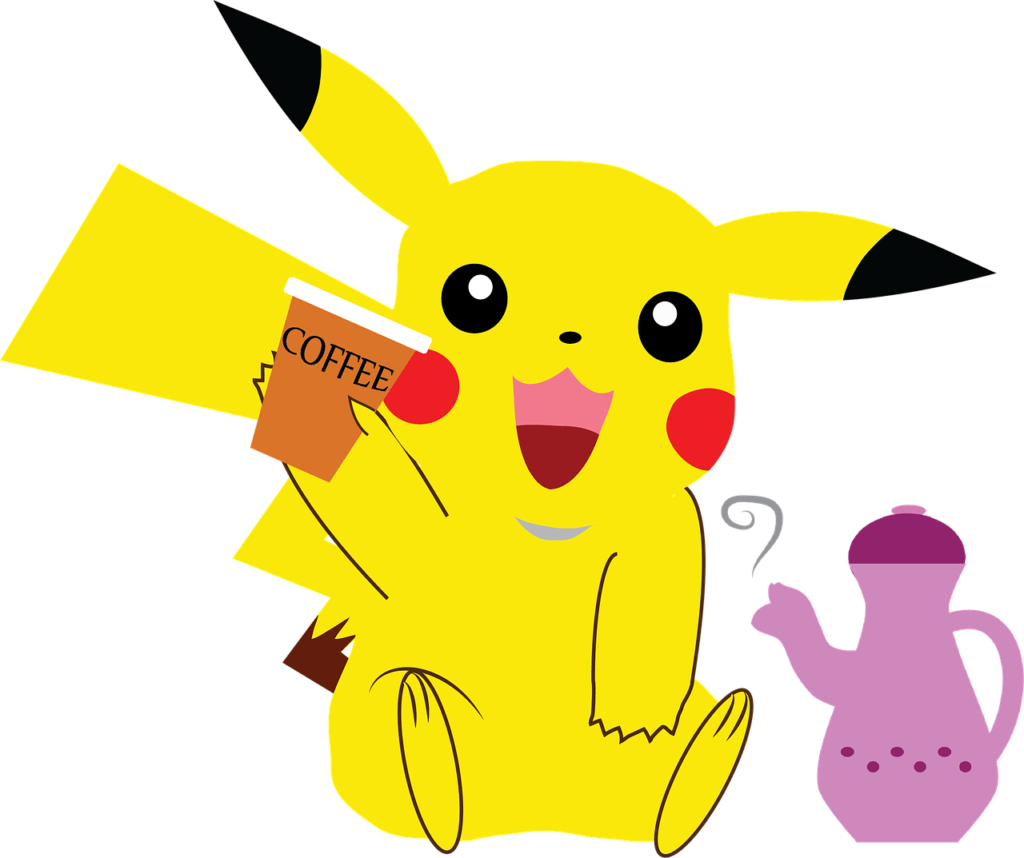 Pokemon ESL game