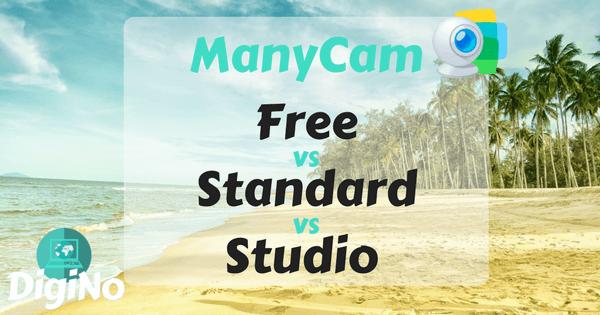 ManyCam Versions