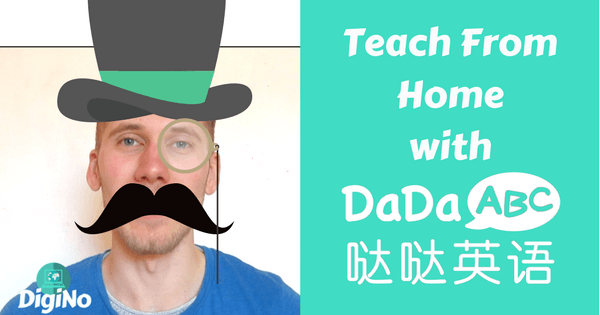 Teach from home with DaDaABC (1)