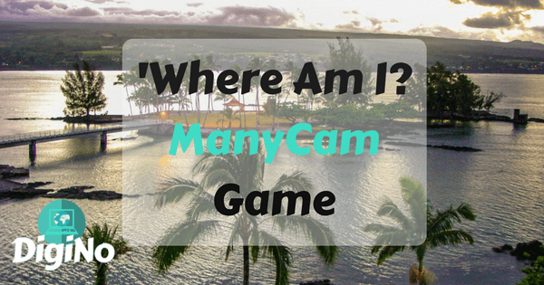 'Where Am I?' ManyCam Game For DaDaABC