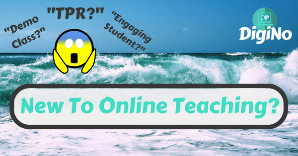 Are You New To Online Teaching?