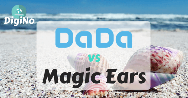 DaDa vs Magic Ears – Teaching 1 Student vs 4 Online Students
