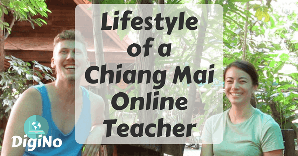 Lifestyle of a Chiang Mai Online Teacher