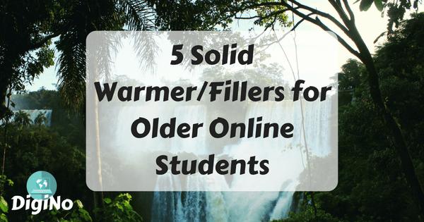 Older Online Students