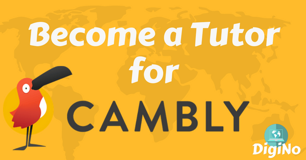 Become a Tutor for Cambly 2020 – No Experience Required! Apply Here To Be an Online ESL Tutor