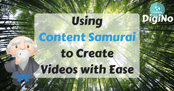 Content Samurai Video Creation