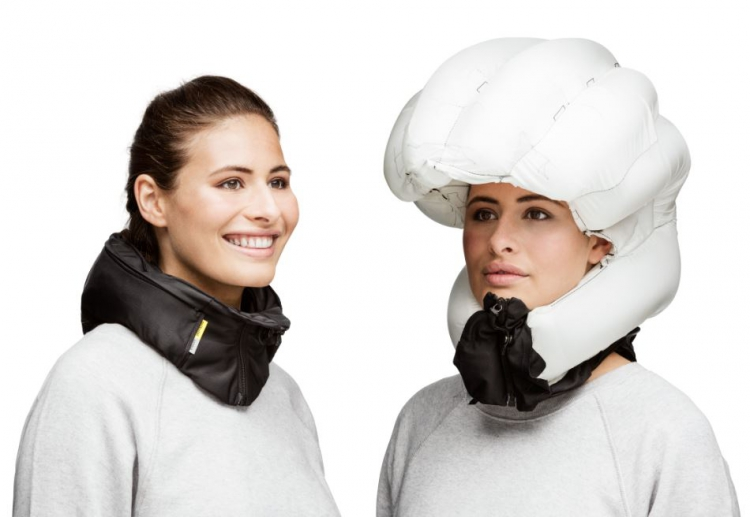 Höving Airbag Bicycle Helmet