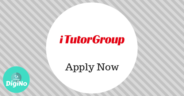 Apply to iTutor Group – Earn up to $25 an Hour Teaching Online