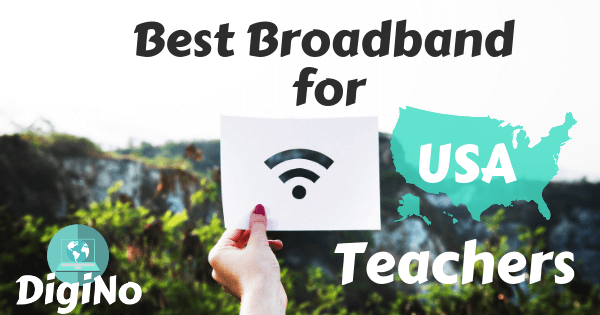4 Best Broadband Internet Providers In The USA For Online Teachers