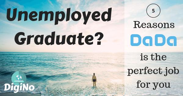 Unemployed Graduate Job