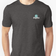 DigiNo logo t-shirt