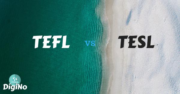 TEFL vs TESL