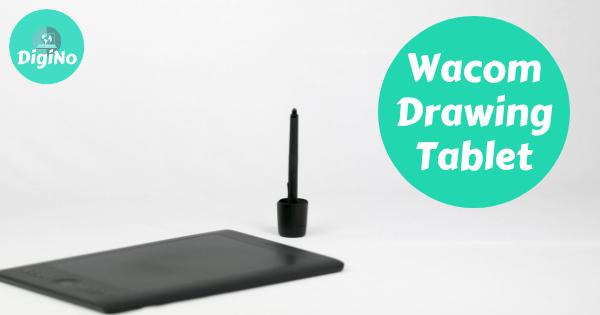Wacom Drawing Tablet