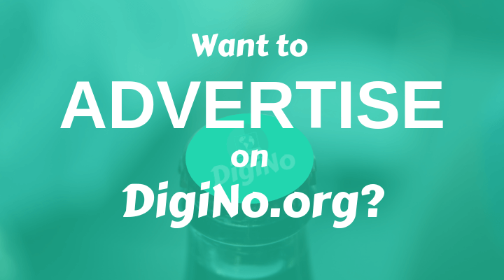 Advertise on DigiNo