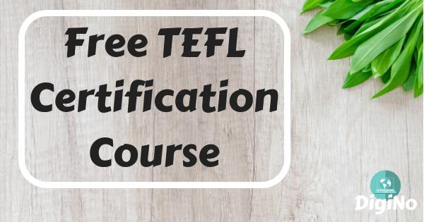Free TEFL Course