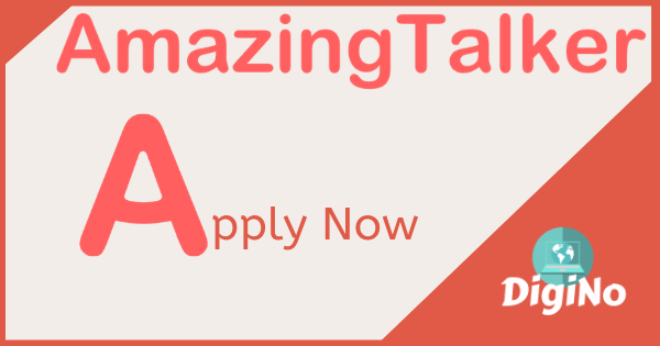 Apply to Amazing Talker 2020 – Teach Adults Online and Earn!