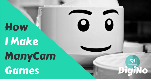 How I Make Simple ManyCam Games for Teaching Online