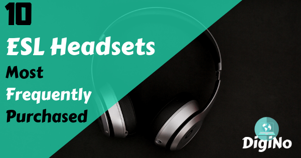 ESL Headsets – 10 Most Popular and Frequently Purchased by Teachers