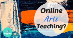 Online Arts Teaching Platform
