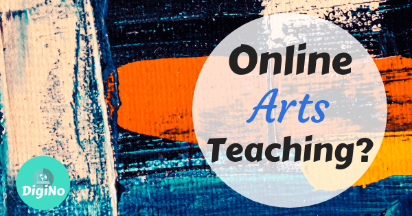 Online Arts Teaching Platform
