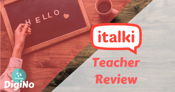 Become a Teacher for Italki