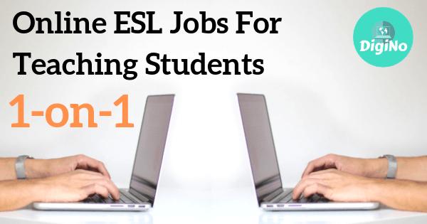 1-on-1 Classes Online Teaching Jobs