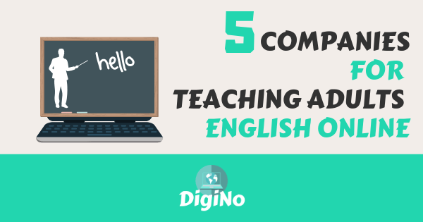 5 Companies For Teaching Adults English Online