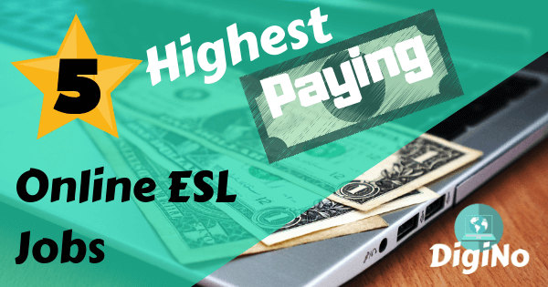 5 Online Teaching Jobs with the Highest Maximum Pay