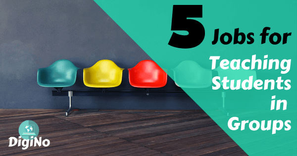 5 Online ESL Jobs for Teaching Students in Groups