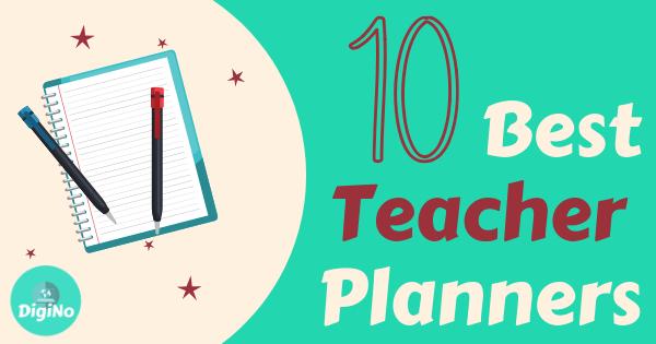 10 Best Teacher Planners