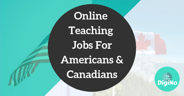 4 Online Teaching Jobs for American and Canadian Teachers