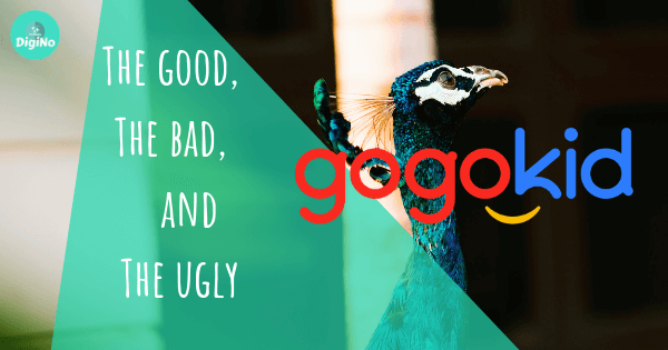 Gogokid – The Good, The Bad & The Ugly