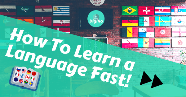 How To Learn a Language Fast! (How Long Does It Take To Learn a Language Online?)