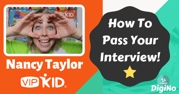 10 VIPKID Demo Tips – How To Pass Your Interview (Nancy Taylor)