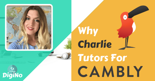 Cambly Tutor Review – Why Charlie Tutors Online for Cambly