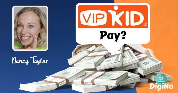 VIPKID Pay and Earnings –  (Nancy Taylor Year 1,2 & 3) How Much Money Do You Make With VIPKID?