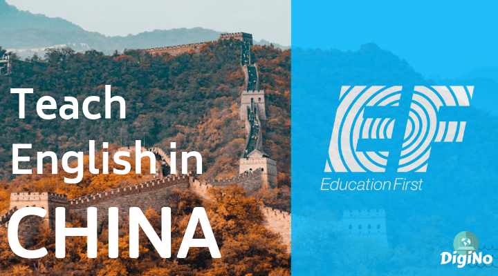 Teach English in China – EF Education First Wuhan